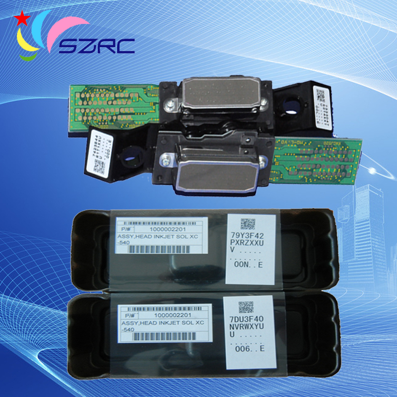 100% original New DX4 Print Head Solvent Printhead For EPSON mimaki jv3 roland rs xj sc sp vp xc sj fj 300 540 640 740 Printer