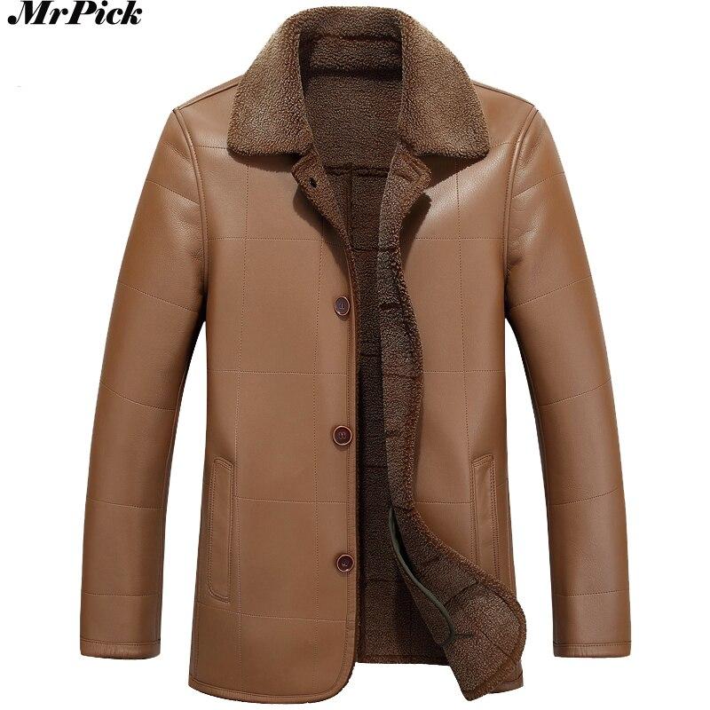 D'affaires Db De Hiver Épais Mode Pu Classique Manteaux Mince Hommes Casual Nouveau E0710 k 002 Neige Cuir w4Zpxt7WqC