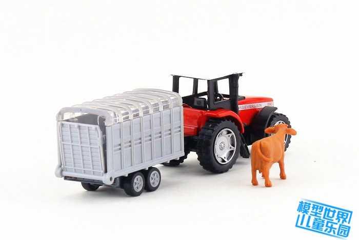 Siku 1640/Diecast Logam Model/Traktor Pertanian dan Peternakan Jerman/Mobil Mainan untuk Hadiah/ pendidikan Koleksi/Kecil