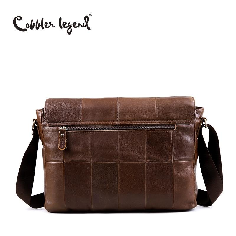 a454c151bce Cobbler Legend Brand 2018 Genuine Leather Bag Men Vintage Shoulder  Crossbody Bag Designer Male Handbags For Men High Quality on Aliexpress.com    Alibaba ...