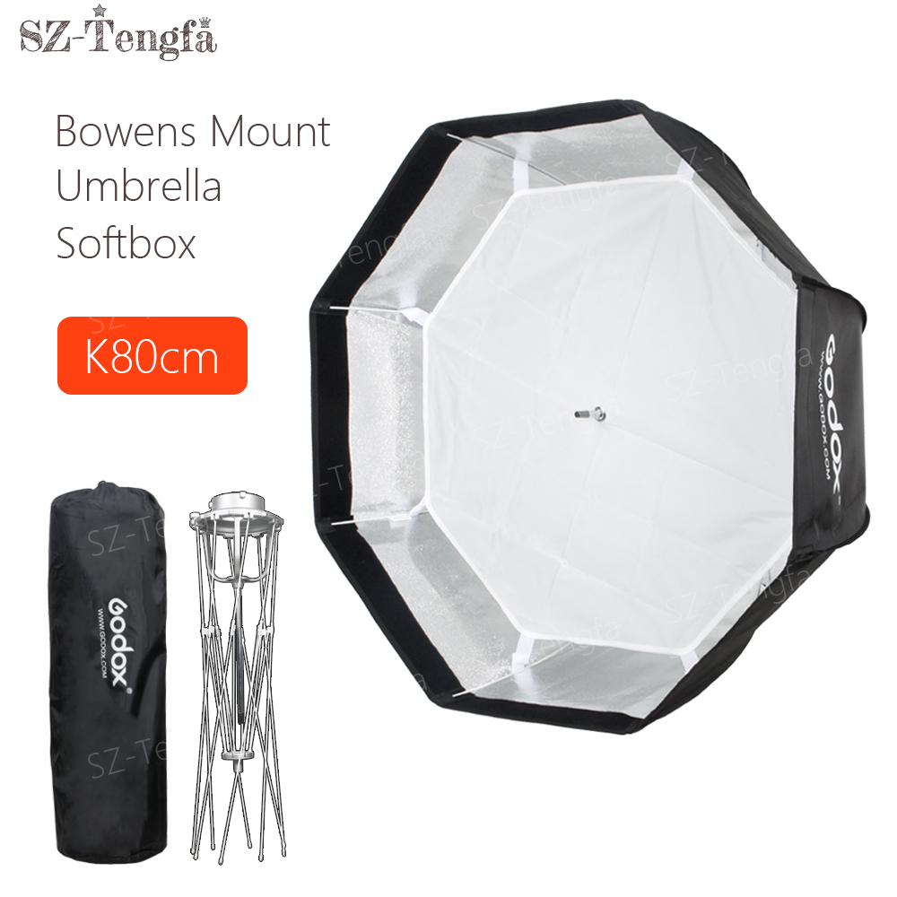 "Godox Umbrella Softbox Price In Pakistan: Aliexpress.com : Buy GODOX 32"" 80cm Octagon Umbrella"