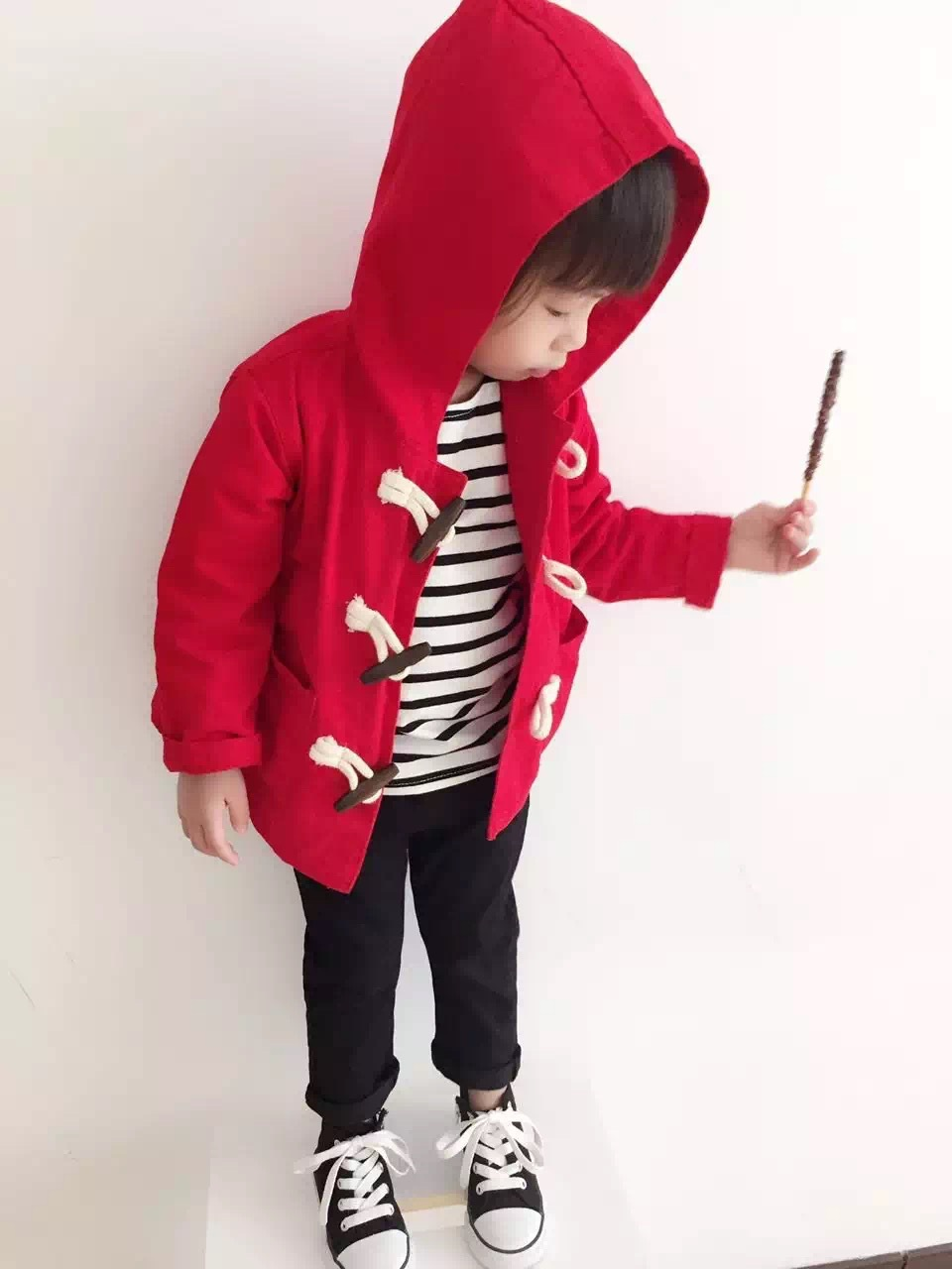 Popular Toddler Red Coat-Buy Cheap Toddler Red Coat lots from ...