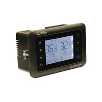 ZL 7901A Multi function Incubator Controller PID Temperature Control 100 240V High precision Temperature and Humidity Controller