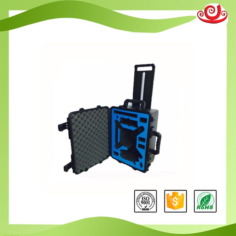 China Factory Tricases M2620 custom logo ShangHai OEM/ODM protection waterproof hard plastic travel case tricases factory oem odm waterproof hard plastic case profession trolley tool cases m2360