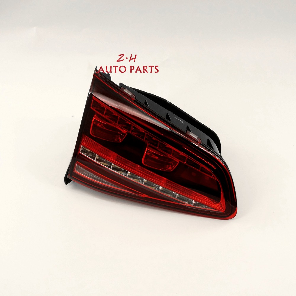 Original OEM 1 Piece Left LED Dark Red Tail Lamp Tail Light Suitable For VW Golf GTI R MK7 2013-2016 5G0 945 307 5G0945307