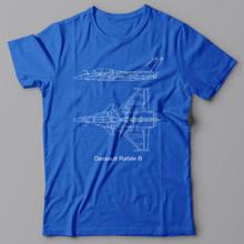 T-Shirt de qualité supérieure, marque de chasseur à Jet amusant, cadeau de l'armée de l'air, Rafale, à la mode, 2019