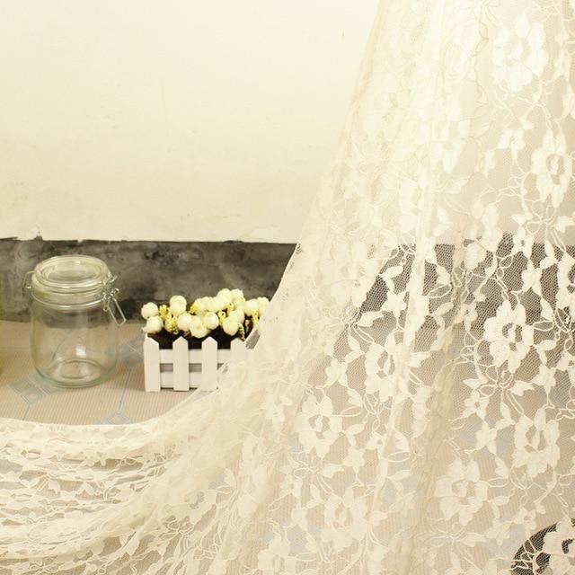 Blanc Et Noir Jacquard Fleur Tissu Pour Linge De Table Rideau