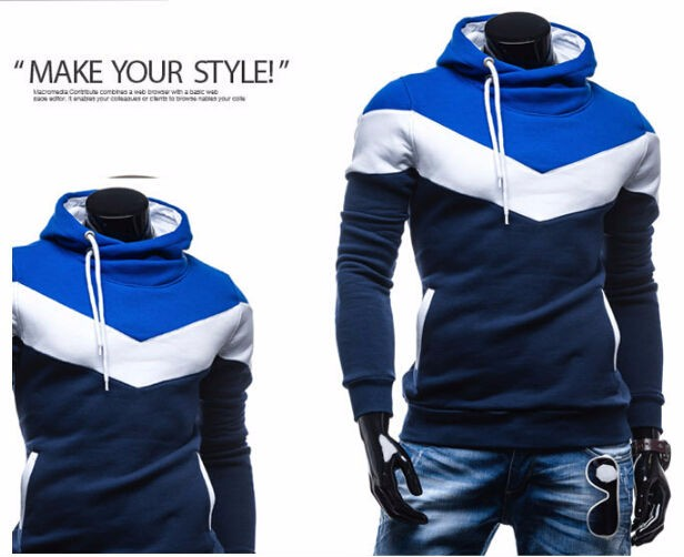 2016 New Winter Autumn Designer Hoodies Men Fashion Brand Pullover Sportswear Sweatshirt Men'S Tracksuits Moleton1