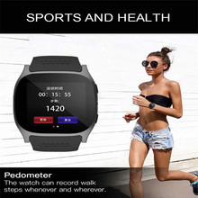 Bluetooth T8 Smart Watch With Camera Bluetooth WristWatch For IOS Android Smartwatch PK U8 A1 DZ09 GT08 GV18 Q18 X6 V8
