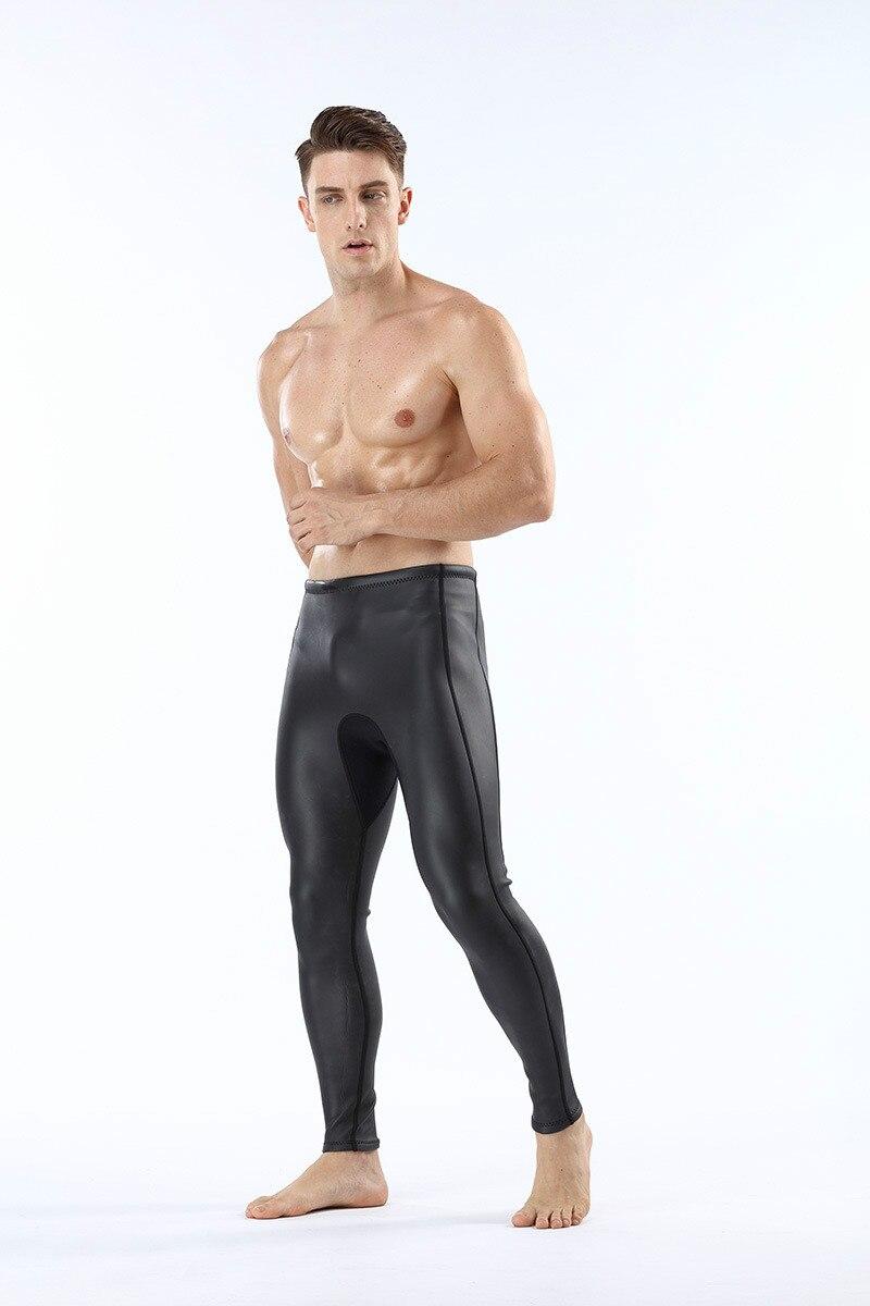 2 мм светлая кожа CR дайвинг гидрокостюм для дайвинга брюки теплые штаны для дайвинга мужские уличные плавки Новое поступление 2018 - 5