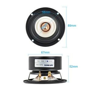 Image 2 - AIYIMA 2Pcs 3Inch Mini Audio Portable Speakers 4Ohm 8Ohm 15W Full Range Hifi Bass Speaker Altavoz Portatil Speaker DIY