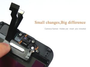 Image 5 - 10 piezas para el iphone 6 6G pantalla LCD para el digitalizador de calidad ShenChao con reemplazo de montaje de cristal para la pantalla táctil del iphone 6