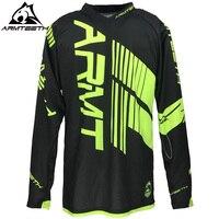 2017 Armteeth Hot Sale Motocross Jerseys Dirt Bike Cycling Bicycle MTB Downhill Shirts Motorcycle Racing Jersey
