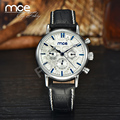 Original MCE Men Mechanical Watches Men Luxury Waterproof Leather Strap Business Watch Automatic Wristwatches For Men 269