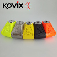 Best electric scooter Lock Bicycle brake disc Lock KOVIX Motorcycle Moped Road Bike theft prevention Lock