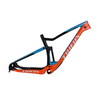 TRIFOX MTB full Suspension carbon frame road 29er gravel bike T700 carbon frame road carretera BB92 dropshipping Bicycle Frame