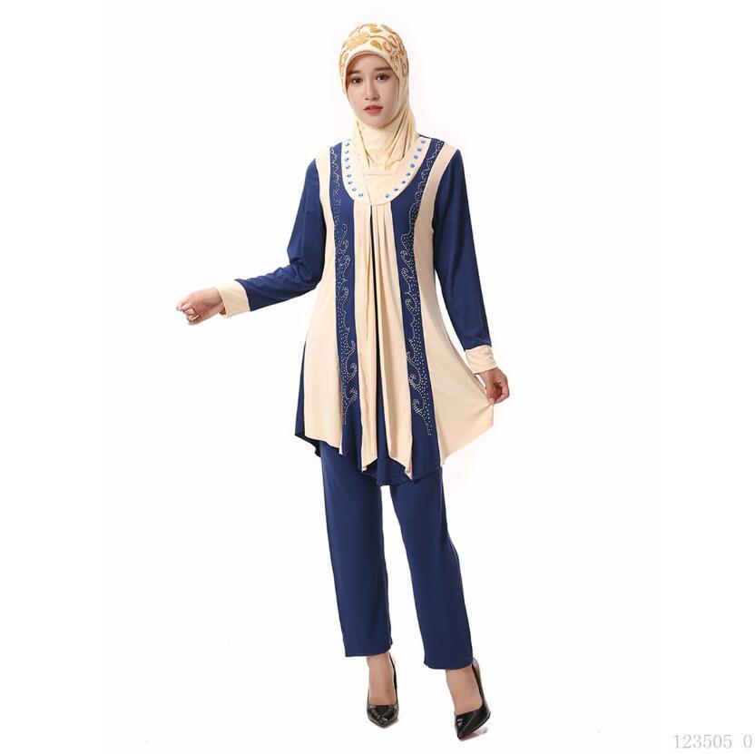 Plus Size Islamic Clothing Turkish Summer Dresses Vestido Musulmana Long Sleeve Prayer Dress Muslim Abaya Caftan Dubai Burka 4XL