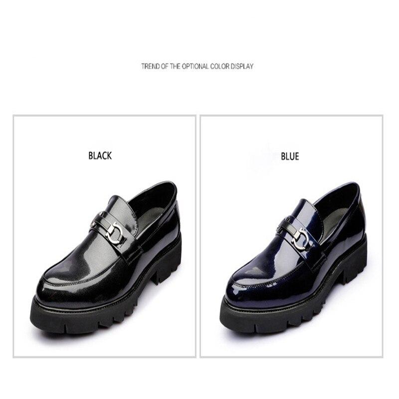 Sapatos Qualidade Alta Marca Primavera Couro Mpx8116226 Moda Masculinos Homens Confortáveis De 54ZpfKKc