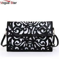 Popular Fluorescence Color Hollow Out Envelope Bags Women S Candy Color One Shoulder Handbags Fashion Day