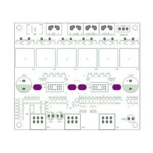 Image 5 - AIYIMA TPA3118DD2 Subwoofer Verstärker Bord 30Wx2 + 60W HiFi High Power TPA3118D 2,1 Digital Audio Verstärker Mit Panel