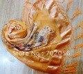 Бисером бабочки бархат выгорают тряпкой опера пальто платок шарфа пончо 6 шт./лот # 2074