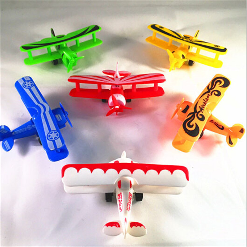 Kids Warplane Helicopter Model Airplane Toy For Children Diecasts Vehicles Toy Kids Educational Toy 3 Styles image