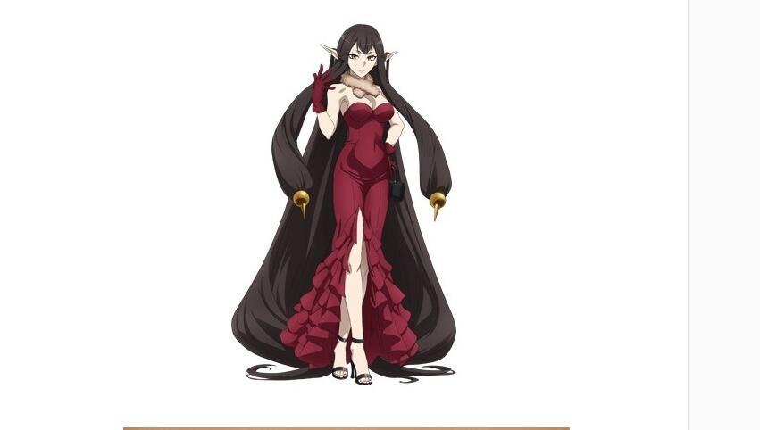 Semiramis Fate/Grand Order Cosplay Assassin Semiramis Cosplay Costume Epilogue Event Dress custom made/size 2