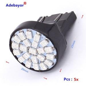 Image 5 - 100X T20 7443 W21/5 W 22 1206 LED 3014 SMD araba reversing yedekleme lambası dönüş direksiyon yön göstergesi lamplet dur fren işık