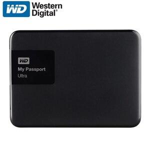 Image 4 - WD 1 to 2 to disque dur externe disque Portable cryptage mot de passe ordinateur HDD HD SATA USB 3.0 mon passeport Ultra dispositif de stockage