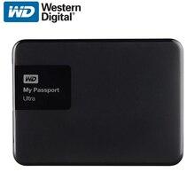 WD 1TB 2TB External Hard Drive Disk Portable Encryption Password Computer HDD HD SATA USB 3.0 My Passport Ultra Storage Device