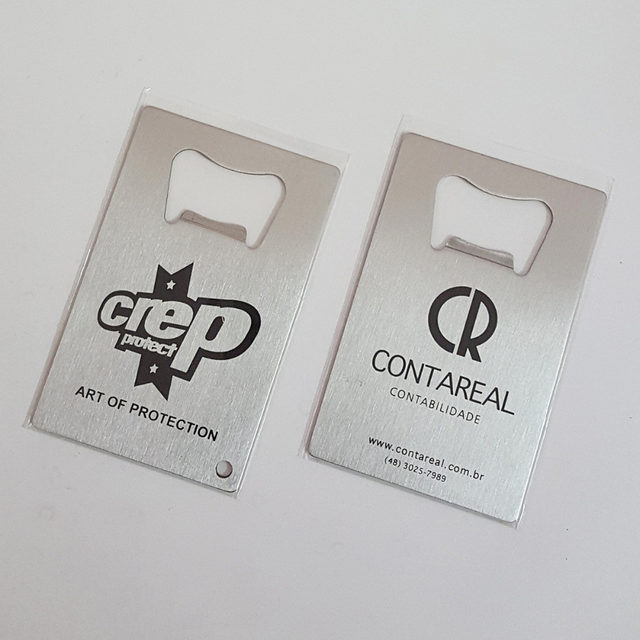 online shop custom logo printed stainless steel credit card bottle