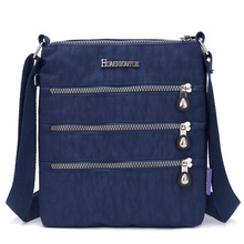New Women Messenger Bags for Women Waterproof Nylon Handbag Female Shoulder Bag Ladies Crossbody Bags Tote bolsa sac a main все цены