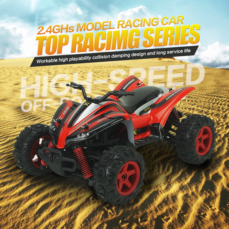 SUBOTECH Coco-4 BG1510A 1:24 2.4GHz Full Scale High Speed 4WD Off Road Racer Coco4 RTR top high speed full teeth piston