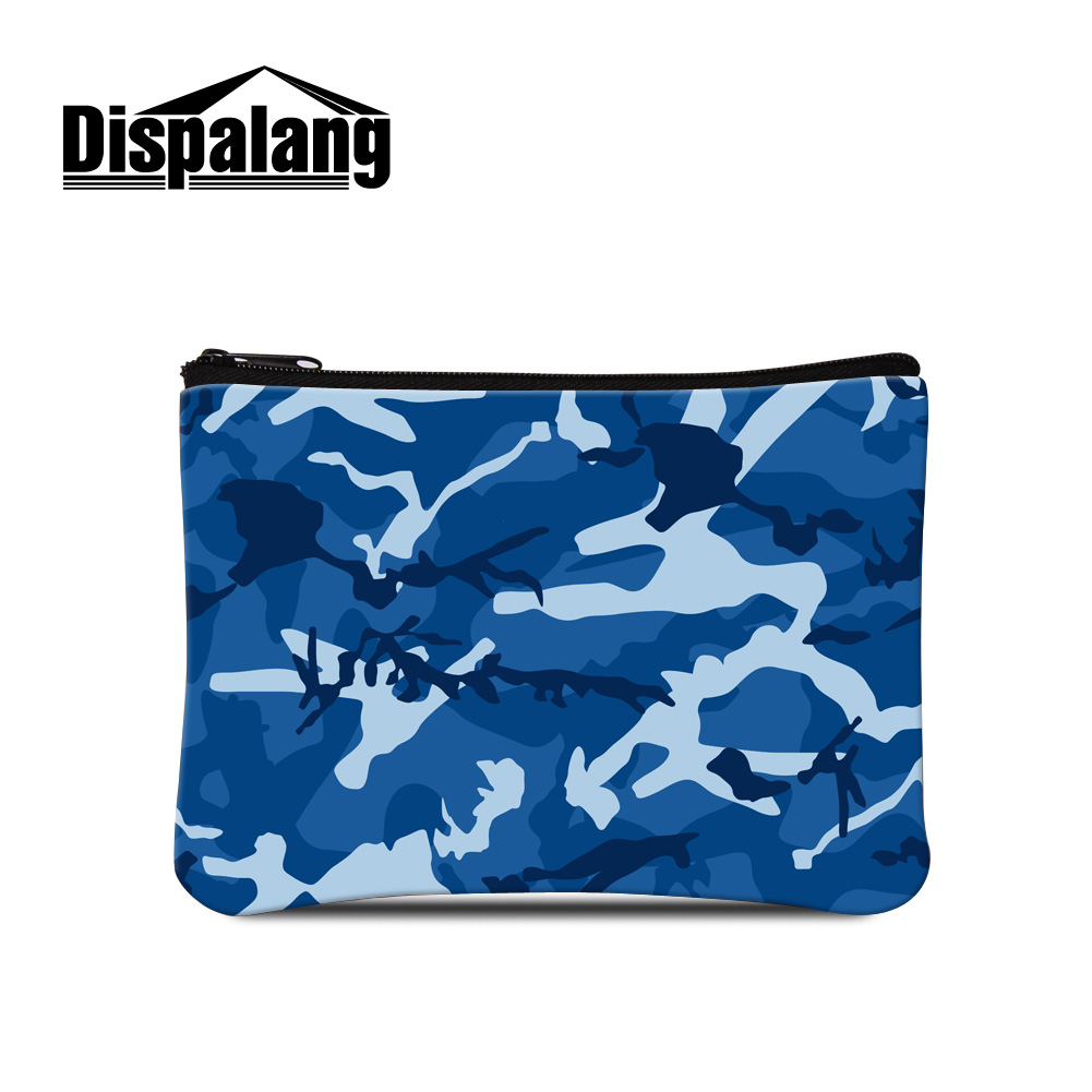 Dispalang Large Capacity Coin Bag Dandelion 3d Printing Coin Purse Change Wallet Purse Children Gifts Women Makeup Case Pouch Coin Purses Luggage & Bags
