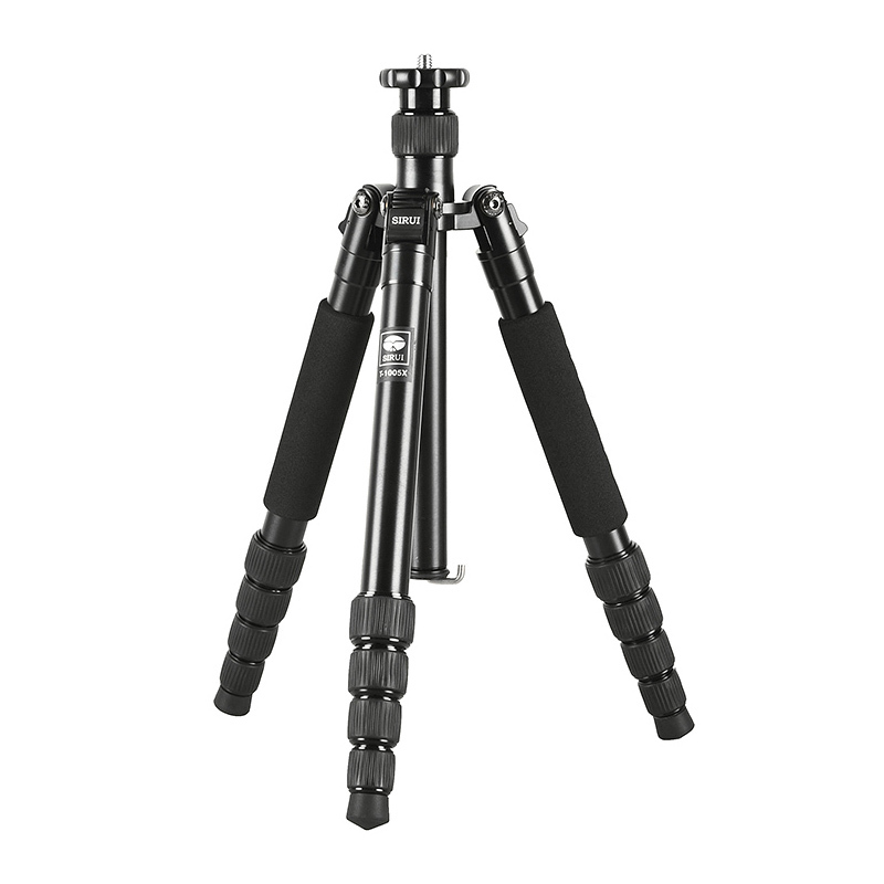 Sirui Camera Tripod Aluminum Portable Travel 3 Feet Universal For Digital SLR Camcorder Video Film Cam Camera Tripod DHL T1005X sirui tripod 65 waterproof aluminum alloy tripod w 1004