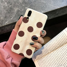 MA Fashion Funny Retro Wave Point Style Hard TPU Phone Case Cover For Huawei P20 Lite Pro Honor 8X 9 10 NOVA3i 4