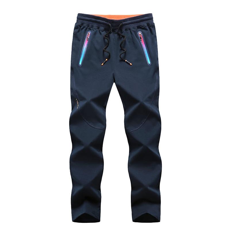 ФОТО Mens 5XL 6XL 7XL 8XL Big Size Sweatpant Zip Color Sport Pant Autumn Winter Skateboarding Running Jogging Training Trousers
