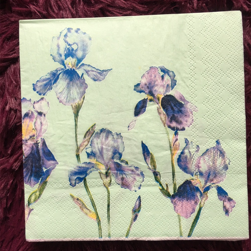 orchid paper