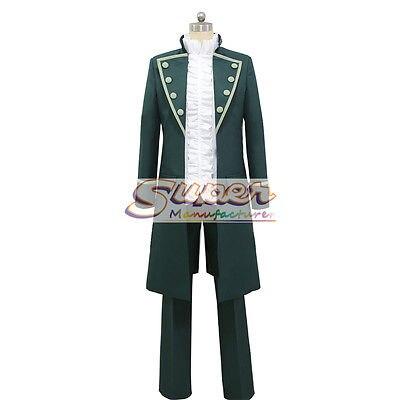 a6f70d196420 DJ DESIGN K (anime) K Progetto Argento Re Uniforme COS Vestiti Cosplay  Costume