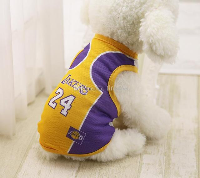 04e53f60f 8 Country World Cup Soccer Jersey For Dog Cool Breathable Dog Vests Puppy Outdoor  Sportswear Football Clothes For Dogs XS-XXL