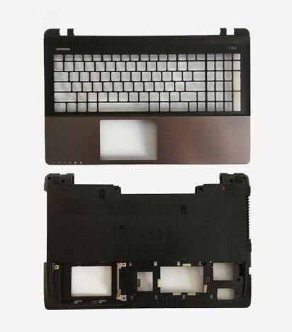 Laptop cover For Asus K55V X55 K55VD A55V A55VD K55 K55VM R500V bottom case Cove/Palmrest Upper Cove