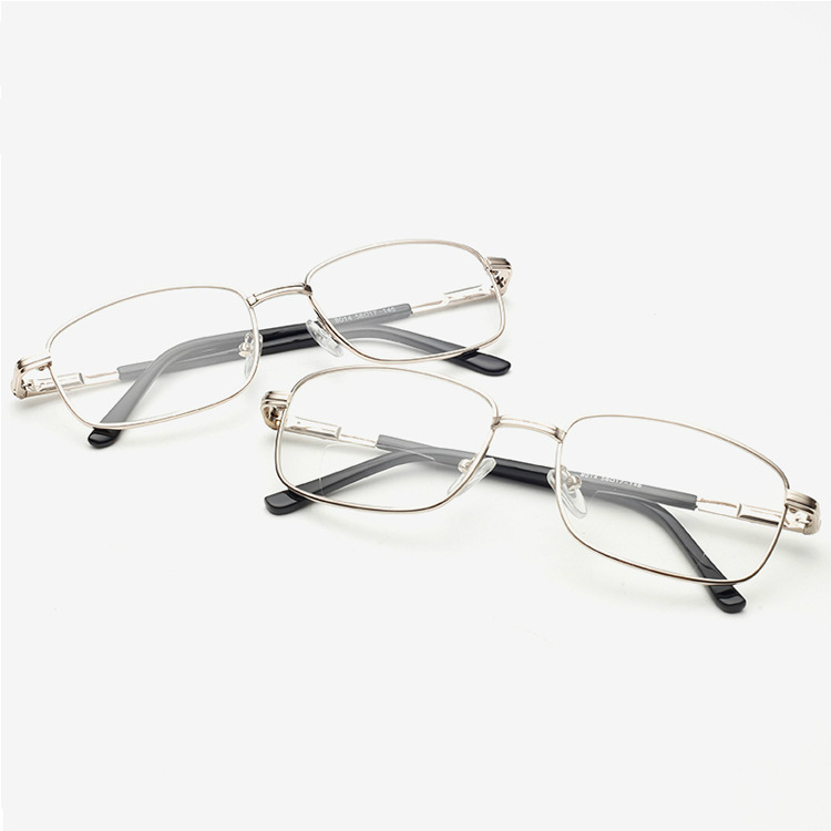 5cbc43d013 Rimless Bifocal Reading Glasses Men Slim Eyewear For Reader Men s Diopter  Eyeglasses Male Read Points Grade 1.0 1.5 2.0 2.5 Free-in Reading Glasses  from ...