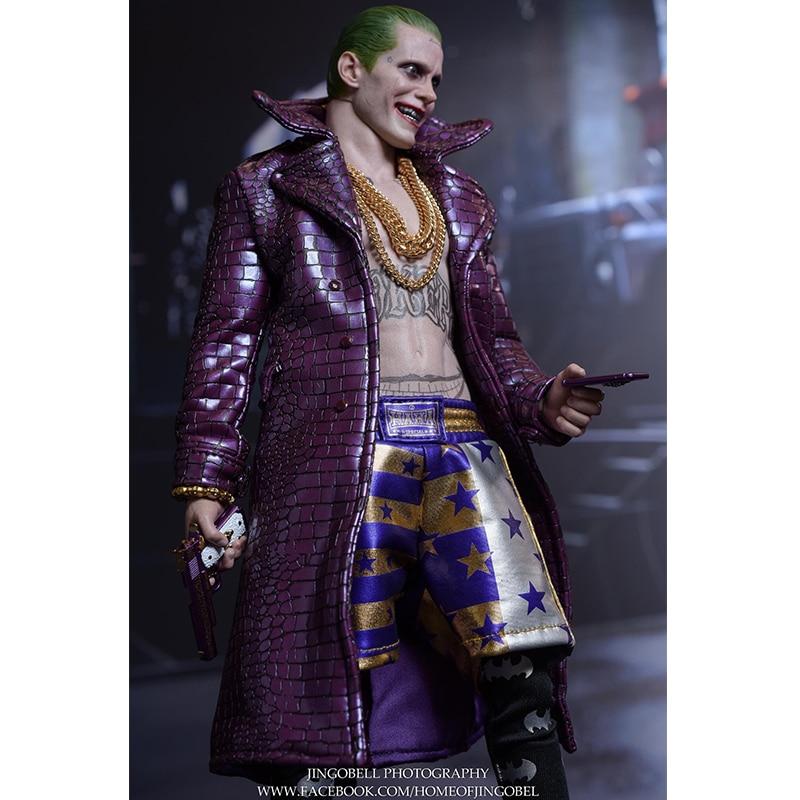 Suicide Squad Joker 1//6th Scale PVC Action Figure Model Toys With Original Box