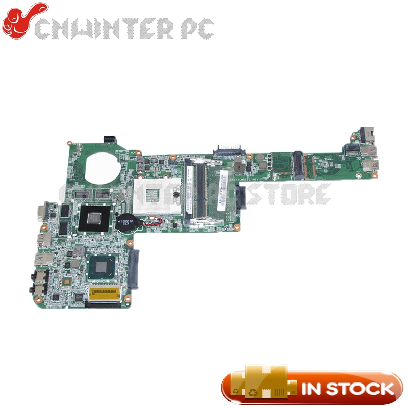 NOKOTION DABY3CMB8E0 A000174140 Main board For Toshiba Satellite L840 Laptop Motherboard HM76 DDR3 HD7670M Video card nokotion a000175380 laptop motherboard for toshiba satellite c840 l840 main board ati hd7670m graphics ddr3 daby3cmb8e0