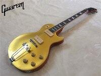 Electric guitar Gwarem lp standard guitar/gold top/guitar in china