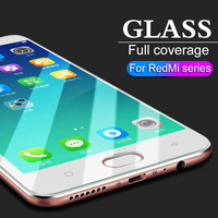 screen film For Xiaomi Redmi 4X Full Cover Tempered Glass screen Protector 2.5 All Body Safety Protective Film on Red mi Redmi4X 4 X (1)