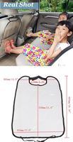 автомобильный чехол на заднее сиденье для малышей, анти-коврик, защита на заднее сиденье, защитные чехлы для автомобиля