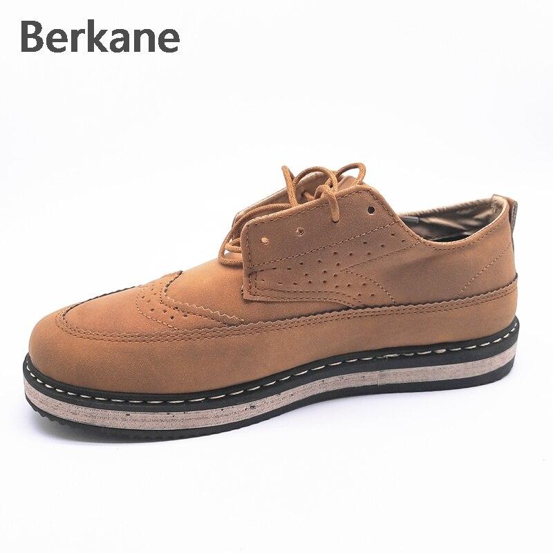 Solid Color Pu Leather Shoes Man 2017 Hot Sale Lace Up Fashion Breathable Flats Mens Low Cut Single Shoes Male Zapatos Hombre цена