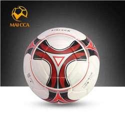 Высокое качество! футбол мяч Размер 4 Вышивание машины Футбол мяч PU молодежь студент матч обучение конкурс Футбол, Бесплатная доставка