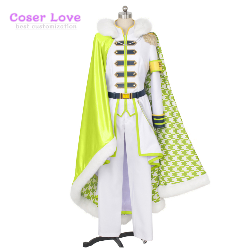 Idolish7 Re vale Yuki Cosplay Carnaval Costume Halloween Christmas Costume